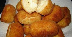 Cucina peruviana in Italia: Yuca rellena de queso - Crocchette di yuca al…