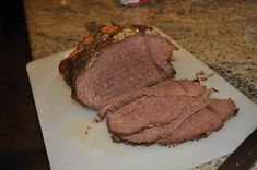 How to cook a delicious moose roast. If you have never cooked moose before don't be intimidated, it's really quite easy.