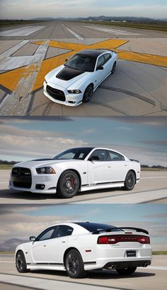 New Dodge Charger SRT8