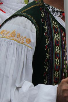 Folk Costume, Costumes, German Outfit, One Day I Will, Beautiful Patterns, Hana, Polish, Culture, Traditional