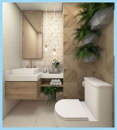 Bathroom decor, Bathroom decoration, Bathroom DIY and Crafts, Bathroom Interior design Bathroom Design Small, Bathroom Interior Design, Decor Interior Design, Interior Decorating, Bathroom Designs, Decorating Ideas, Bad Inspiration, Bathroom Inspiration, Bathroom Ideas