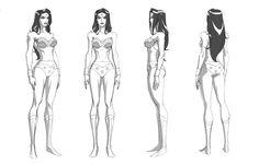 Wonder Woman Turn by samliu.deviantart.com on @deviantART