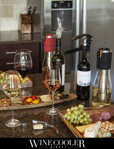 No matter what wine accessories you are searching for, we have a wide selection of must-have items for every wine lover!