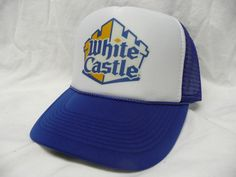 White Castle Trucker Hat - Products, Business and Brands Trucker Hats & More