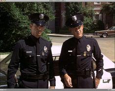 Pete and Jim Police Humor, Police Officer, Nurse Humor, 70s Tv Shows, Movies And Tv Shows, Police Tv Shows, Martin Milner, Jimmy Reed, Adam 12