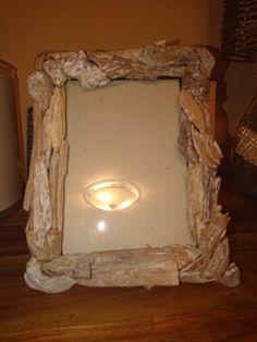 Treibholz Bilderrahmen Driftwood, Frame, Home Decor, Picture Frame, Homemade Home Decor, A Frame, Drift Wood, Frames, Hoop