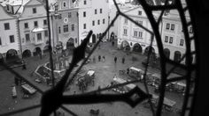My local town Cesky Krumlov used as one large film set for Guinness advert