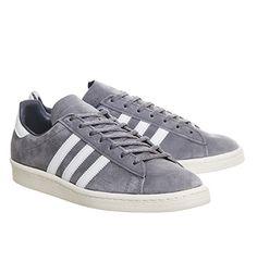 Adidas Campus 80s Grey White Vintage Jp Adidas Campus 08fb2ddc5