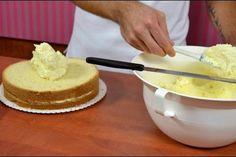 Máslový pudinkový krém - NÁVOD How Sweet Eats, Vanilla Cake, Nutella, Sweet Recipes, Tiramisu, Camembert Cheese, Cheesecake, Deserts, Butter