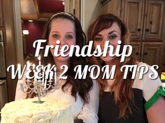 Welcome to Friendship Week 2.   Our favorite Mom Tip of the week is:  Pray for/over friendship with your husband this week. A beautiful set of verses to start with is Ecclesiasties 4:9-12  # Help Club For Moms