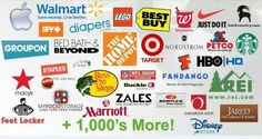 Do you shop at any of these popular stores online? Would you love to get some of your money back? Let me show you how easy it is!
