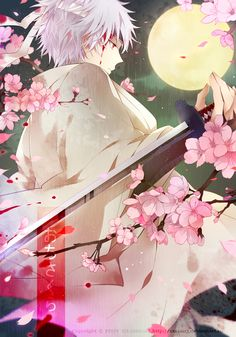 Find images and videos about anime, manga and gintama on We Heart It - the app to get lost in what you love. Manga Anime, Manga Art, Anime Art, Touken Ranbu, Hotarubi No Mori, Fanart, Natsume Yuujinchou, Pokemon, Cute Anime Guys