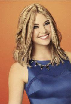 Hanna from Pretty Little Liars