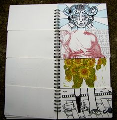 flip book use when students are finished with projects, you will get a variety of drawings. Fall Drawings, Exquisite Corpse, Middle School Art, Art School, Art Curriculum, Collaborative Art, Handmade Books, Art Lesson Plans, Art Classroom