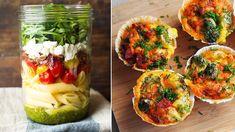 Gjør lunsjpausen til et høydepunkt med noe godt i matpakken.