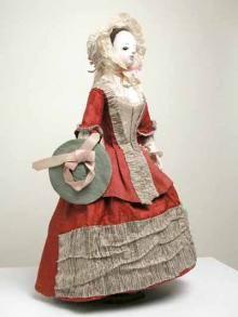 Marie Antoinette Doll | Salisbury & South Wiltshire Museum