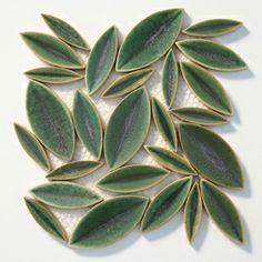 Solistone Commercial Leaf Ceramic Tile