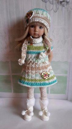"Outfit for doll 13"" Effner Little Darling 14"" Betsy McCall"