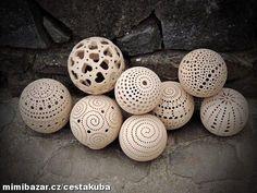 Keramické koule viz. det. fotografie OBJEDNÁVKA