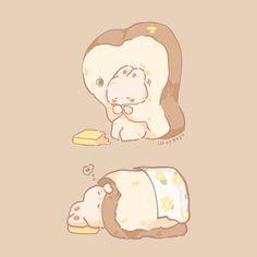 Cute Pastel Wallpaper, Kawaii Wallpaper, Wallpaper Iphone Cute, Kawaii Doodles, Cute Doodles, Kawaii Art, Cute Bear Drawings, Cute Cartoon Drawings, Kawaii Stickers