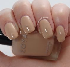 The Mercurial Magpie - Zoya Naturel Collection - Chantal