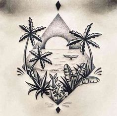 50 Insanely Detailed Dotwork Tattoos That Will Make You Want One (Like, Now.) See if you can spot the whale amidst the serene water and assortment of plants. Dots help to bring some of the most unique tattoo designs to life. Mini Tattoos, Dot Tattoos, Body Art Tattoos, Tatoos, Black Tattoo Art, Dot Work Tattoo, Bleu Noir Tattoo, Smal Tattoo, Tattoo Tree