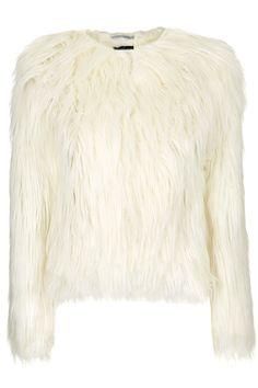Photo 1 of Faux Shearling Fur Jacket
