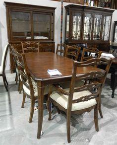 Clearance Pedestal Dining Table  Belfort Furniture  Dining Room Endearing Clearance Dining Room Sets Design Decoration