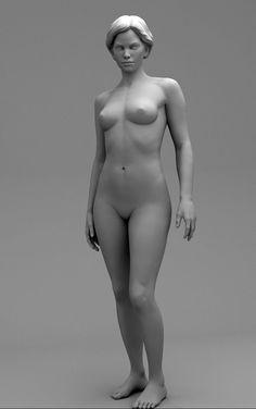 Statue by ~3eof on deviantART