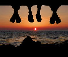 relax and watch more sunsets..and sunrises