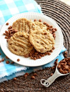 Oatmeal Cookies with Cinnamon Chips These are tried and true and oh so good!