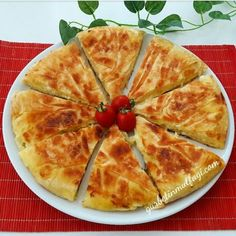 Ready-to-Cook Pastry Recipe with Pastry Flavor - Pastry Recipes-Gurbetinmutfagi Diet Recipes, Snack Recipes, Dessert Recipes, Healthy Recipes, Snacks, Crock Pot Food, Puff Pastry Recipes, Healthy Drinks, Casserole Recipes
