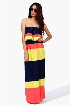 Necessary Clothing | Crayola dress (navy) $35