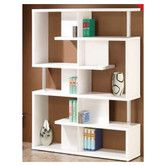 "Found it at Wayfair - Michelle 63"" Bookcase in expresso or black"