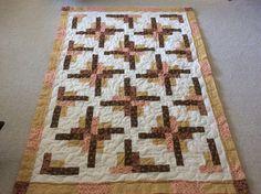 Minnasota Hotdish quilt made by Sharon Theriault