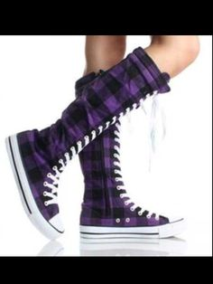 I LOVE these converse who ever buys the for me gets a new car! JK!