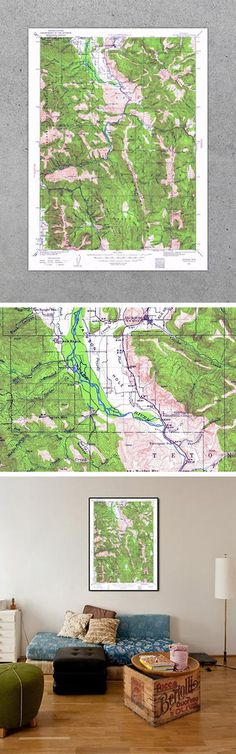 Topographic Map Of Us States.56 Best Historic Maps Vintage Topographic Maps Of Us States Parks