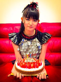 Happy 17th Birthday SU-METAL!!