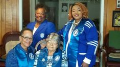 Soror Hazel Turner, Chi Upsilon Zeta Chapter Charter Member, just reinstated membership today at 93 years old. Rev. Dr. Pamela W. Bethea, Alabama Legacy Coordinator, went to her home to induct her into the Alabama Legacy Charter Club. Included on the picture are Chi Upsilon Zeta members, President Rev. Pamela W. Bethea, Soror Deborah Benton Legacy, Hazel Turner's Daughter and Soror Theresa Locke Legacy. We are so proud to have ignited her Zeta Light! #ZPHIB #ZPHIB2020 #ZetaOnFire…
