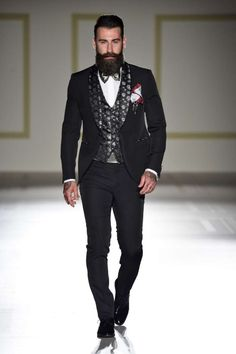 Groom Dress, Men Dress, Male Fashion, Fashion Trends, Spring Summer 2018, Bridal, Mens Suits, Pants, Collection