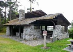 Panoramio - Photo of Civilian Conservation Corps (CCC) picnic shelter, Deception Pass State Park, Fidalgo Island, WA