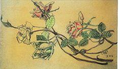 Stanislaw Wyspianski - 'roses'