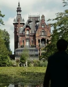 The house from miss Peregrine's home for peculiar children