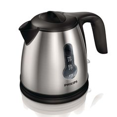 Philips Mini Electric Tea Kettle HD4618/20 0.8L 2400W 220~240V Stainless Teapot #Philips