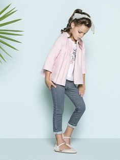 Moda infantil ideas kids fashion new ideas Fashion Kids, Toddler Fashion, Little Girl Outfits, Little Girl Fashion, Outfits Niños, Kids Outfits, Toddler Outfits, Toddler Girls, Fashion Outfits
