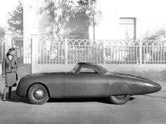 1946 Fiat 1100 Metéor Coupé