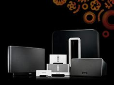 Sonos Wlan Speaker