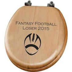 Fantasy Football Loser Toilet Award | Appleton Trophy