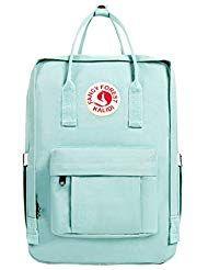 3db0f4d99c9e0 KALIDI Rucksack Daypack Rucksack Mädchen Jungen Kinder Damen Herren  Schulrucksack mit laptopfach für 15 Zoll