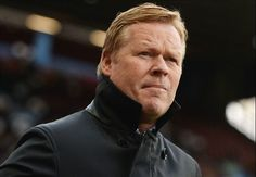 Everton appoints Koeman as new manager